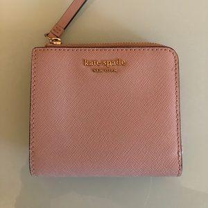 Light Pink Kate Spade Wallet